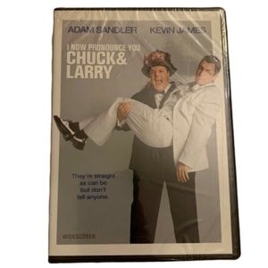 I Now Pronounce You Chuck and Larry DVD NEW